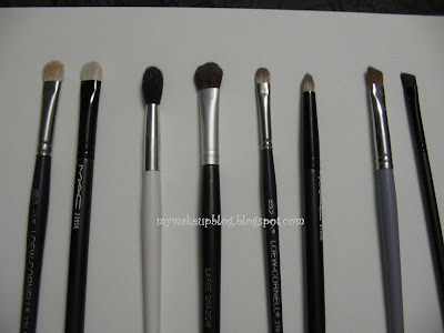 Makeup Brushes on My Makeup Blog  Makeup  Skin Care And Beyond  Brushes On A Budget  The