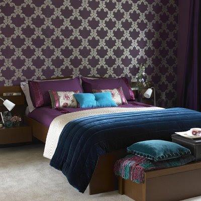 Organised bedroom - Renk renk yatak odalar�