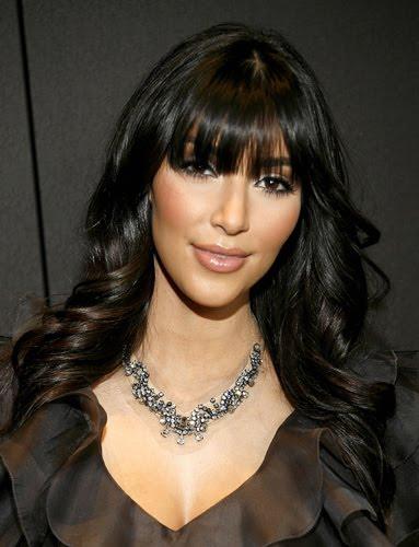 Peinados Para Morenas Al Estilo De Kim Kardashian