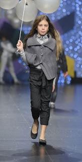Kidswear Benetton Grau