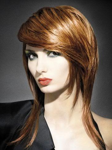 Peinados para pelo largo galer a de fotos peinados - Consejos de peinados ...