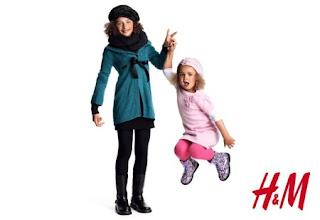 Kinderkleidung Herbst Winter 2012 2013 H & M