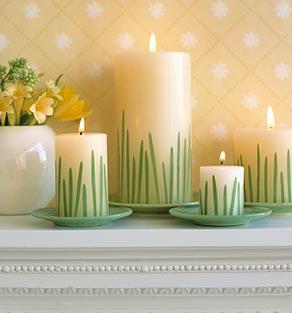 C mo hacer velas decorativas manualidades for Como hacer velas aromaticas en casa