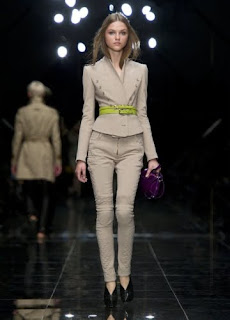 Womenswear Sommer 2013 Burberry Prorsum