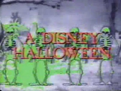 Saturday Night Crap-o-Rama: A Disney Halloween (1983)
