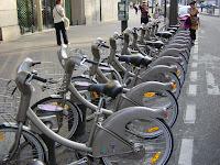 alquiler bicis en Paris