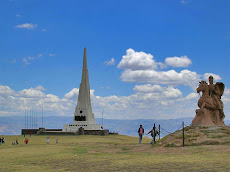Monumento a la Batalla de Ayacucho