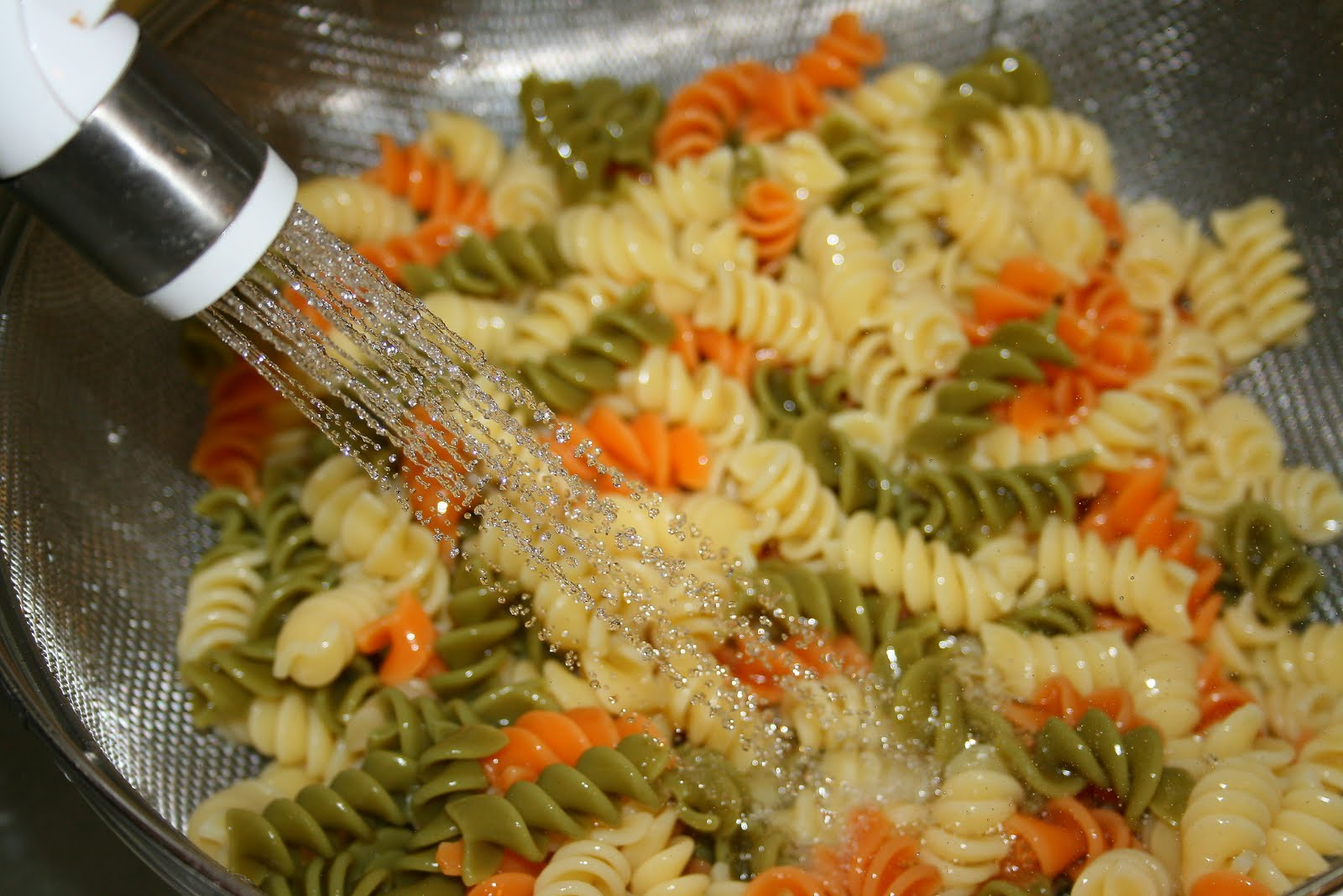 Jolts Jollies Easy Party Pasta Salad