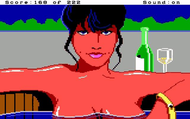 This week, I decided to write about sex because sex in games is funny.