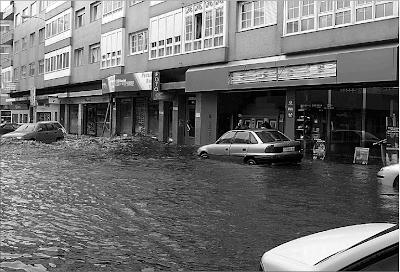 Cee inundado