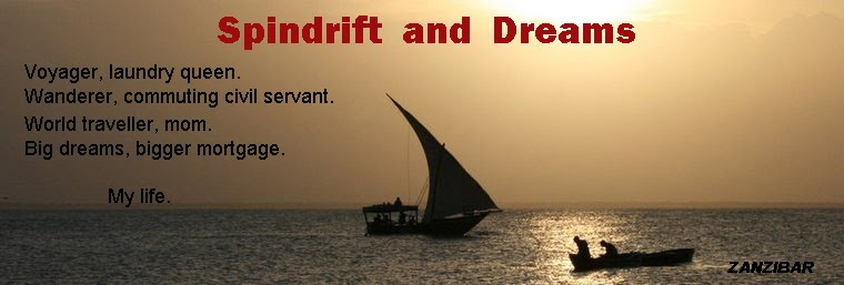 spindrift and dreams