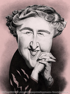 Agatha Christie 21 albums BD