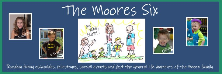 The Moores Six
