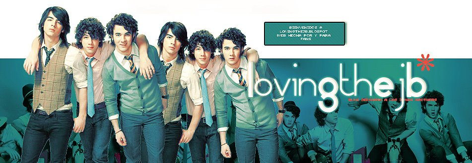 Loving The Jonas Brothers♥