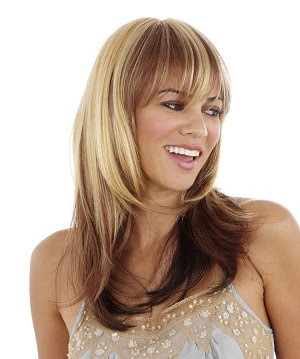 Fashion Amp Style Two Tone Hair Color