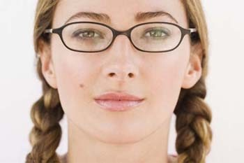 Fashion Style Eyeglass Frames For Women With Round Faces