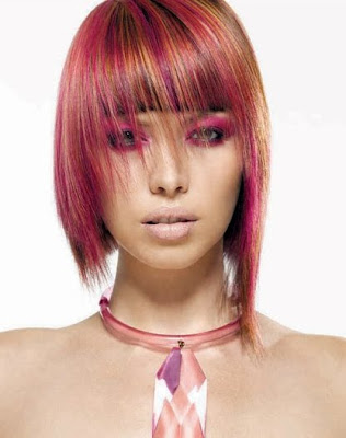 trendy hair color 2011