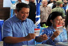 Presiden RI & First Lady Of Indonesia are the Best Example for Family Planning