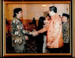 Presiden SBY & Ikang Fawzi