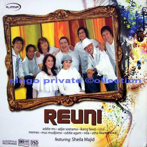 """Album Perdana Grup """"Reuni"""", 2010"""