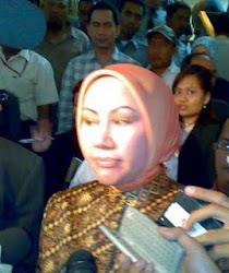 Ratu Atut Chosiyah DIperiksa Polda Metro Jaya