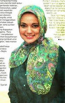 Mbak Marissa Haque dan Persahabatan dengan Koran Islam Republika