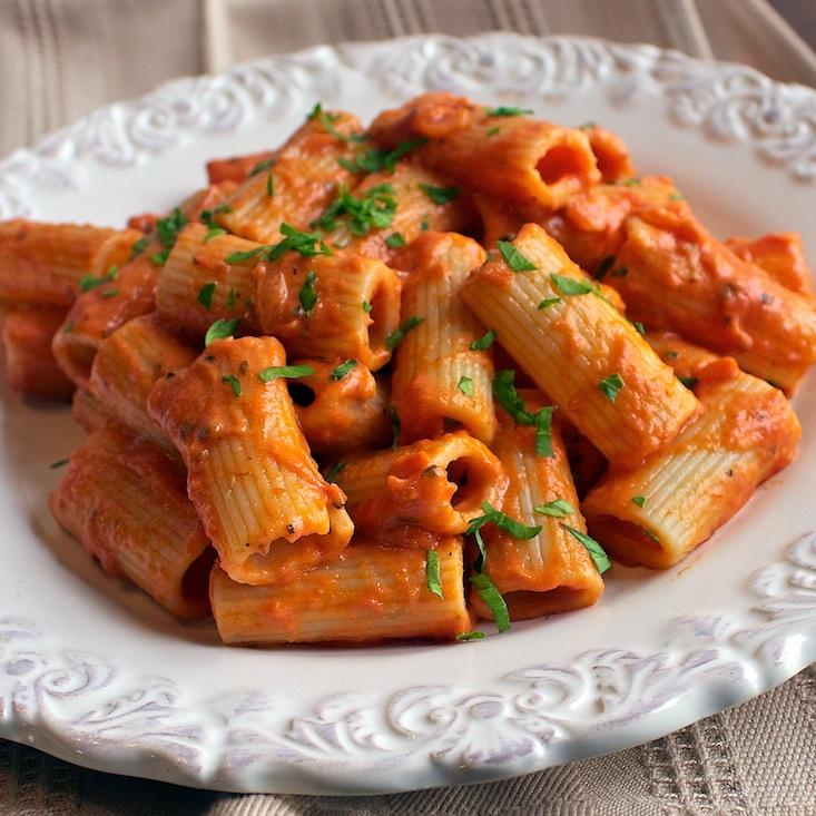Cream Tomato Pasta Sauce Recipe