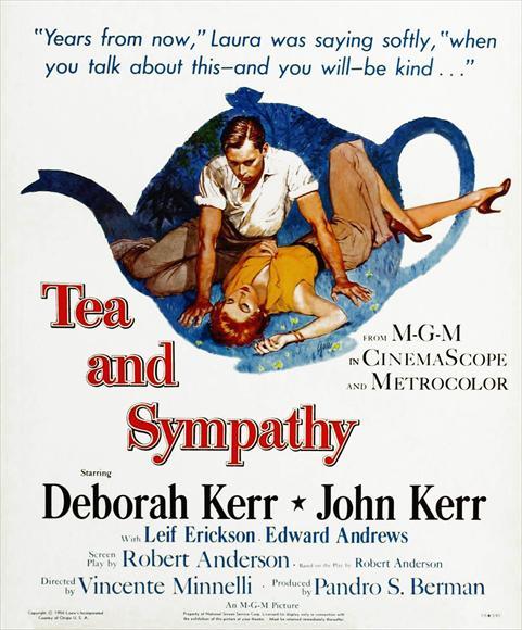 Смотреть фильм  чай и симпатия 1956 г -