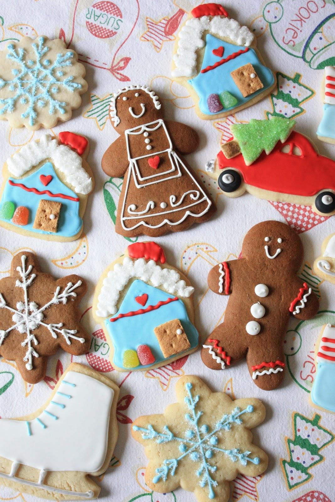 Munchkin Munchies: Christmas Sugar Cookies