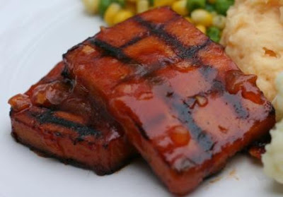 Ultimate BBQ Tofu