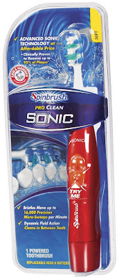 Spinbrush Sonic
