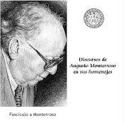 DISCURSOS DE AUGUSTO MONTERROSO