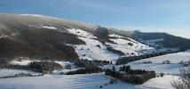 webcam della vallata di val sorda che è sede delle piste sci da fondo