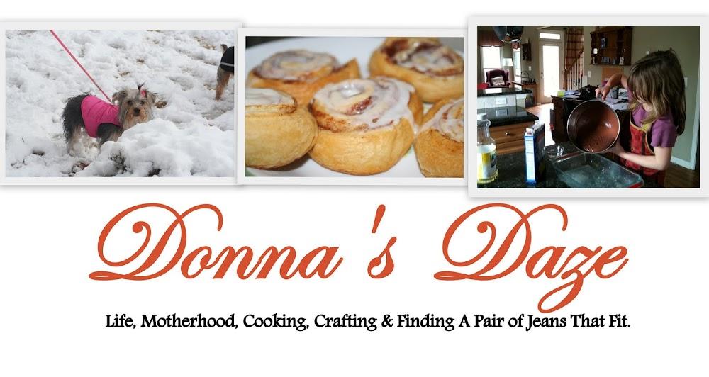 Donna's Daze...