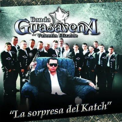 Artista:Banda Guasaveña De Valentin Elizalde
