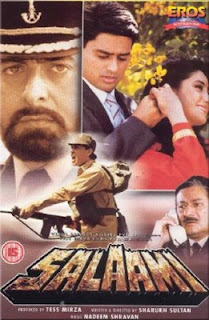 Salaami 1994 Hindi Movie Watch Online