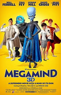 Megamind 2010 Hollywood Movie Watch Online
