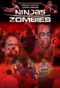 Ninjas vs. Zombies 2008 Hollywood Movie Watch Online