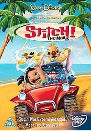 Stitch - The Movie (2003) by Walt Disney