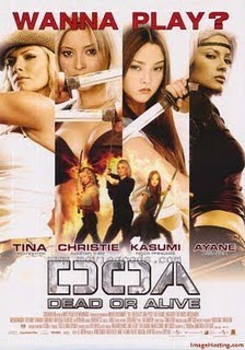 DOA: Dead or Alive 2006 Tamil Dubbed Movie Watch Online