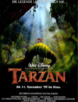 Tarzan 1999 Hollywood Movie Watch Online