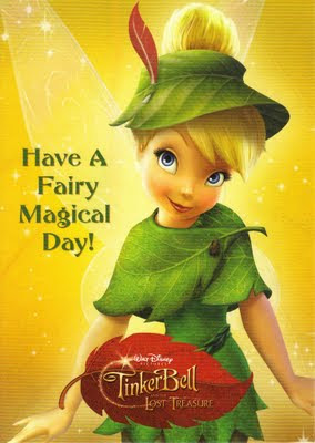 Tinker Bell and the Lost Treasure 2009 Hindi Dubbed Movie Watch Online
