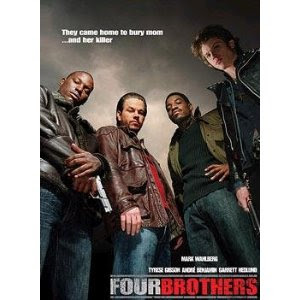 Four Brothers 2005 Hindi Dubbed Movie Watch Online