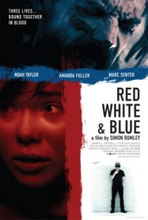 Red White and Blue (2010) online y gratis
