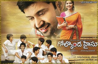 Golkonda High School 2011 Telugu Movie Watch Online