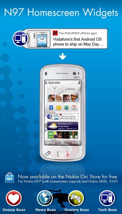 download widget for nokia s60v5