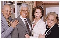 "The main cast of ""The Dick Van Dyke Show Revisited"" (2004)"
