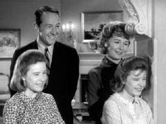 William Schallert, Patty Duke (Patty Duke again) and Jean Byron