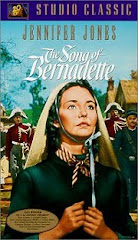 "The reverant ""Song of Bernadette"""