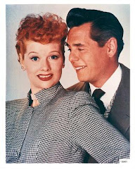 "Janet Lomax loves ""I Love Lucy"""
